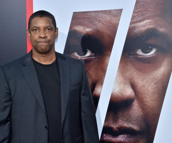 Denzel Washington, Melissa Leo attend 'Equalizer 2' premiere