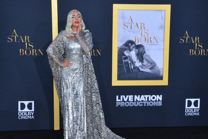 Lady Gaga, Bradley Cooper attend 'A Star is Born' premiere