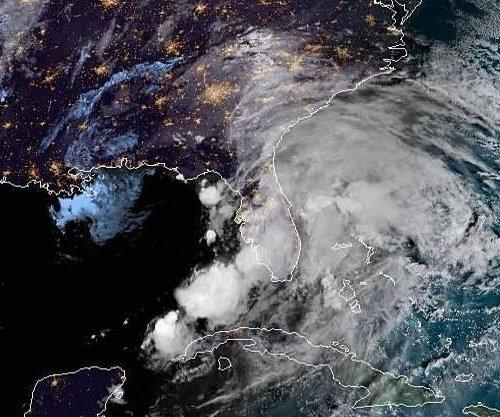 Tornado touches down ahead of Tropical Storm Nestor landfall