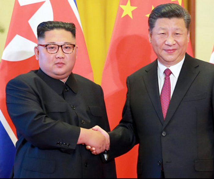 State Dept. says China trying to 'undo sanctions' against North Korea
