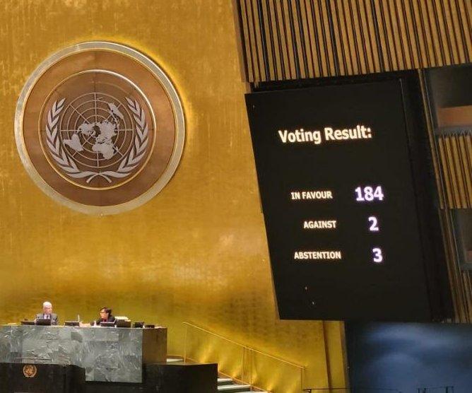 U.N. again urges U.S. to lift Cuba blockade