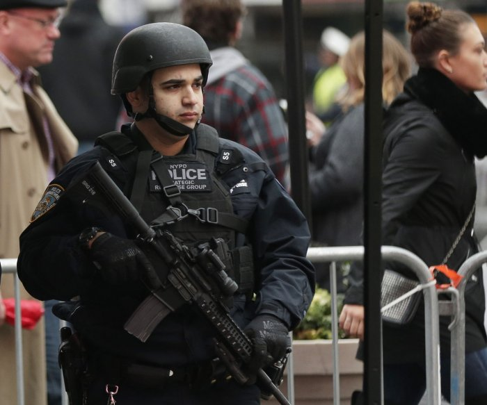 Immigrant charged in NYC 'terrorist' bombing that injured 5