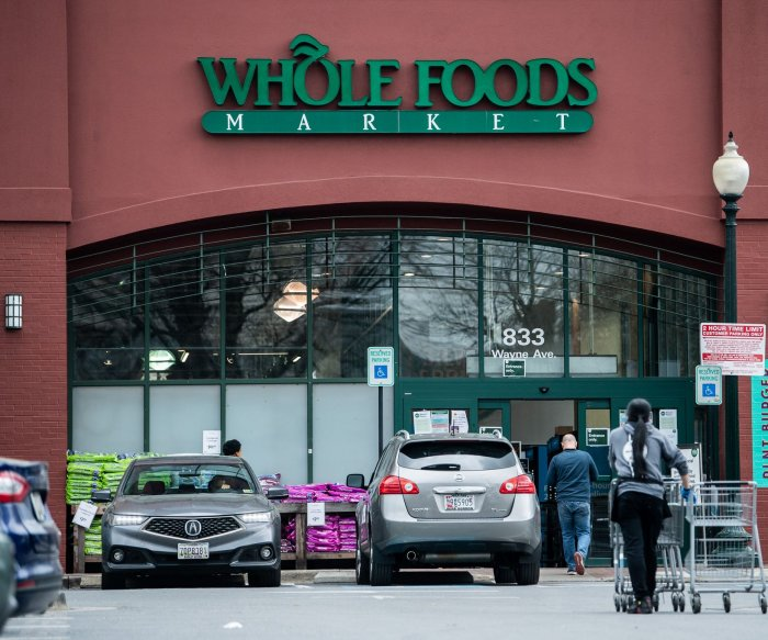 Amazon speeds up curb service at Whole Foods to meet demand