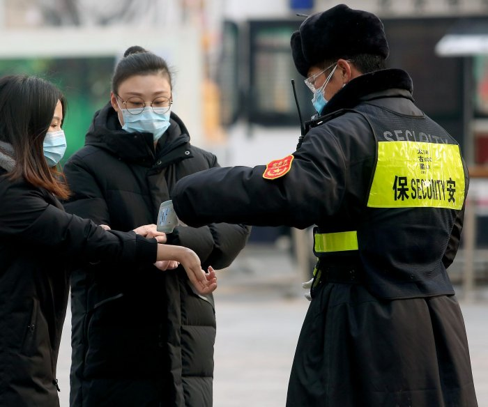 Brazil, others confirm first COVID-19 infections as deaths decline in China