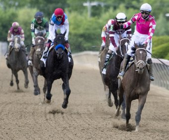 Rombauer wins Preakness Stakes in Baltimore