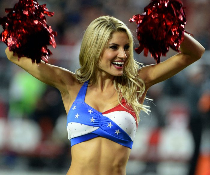 2015 NFL Cheerleaders