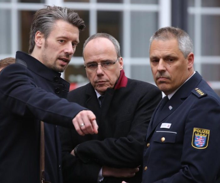 German police: Xenophobia may be behind mass shooting