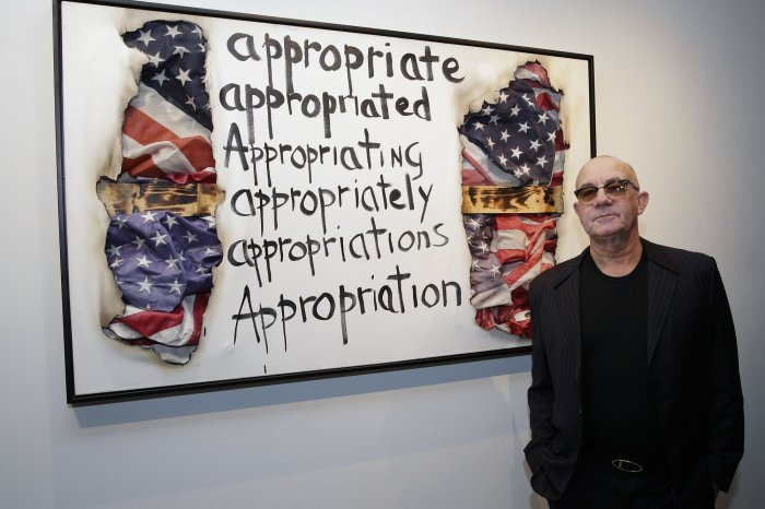 Bernie Taupin art exhibit 'True American' opens in New York