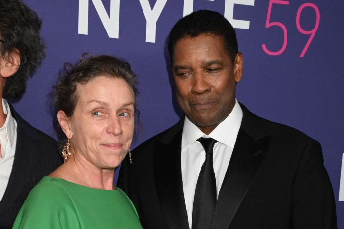 Moments from the 2021 New York Film Festival
