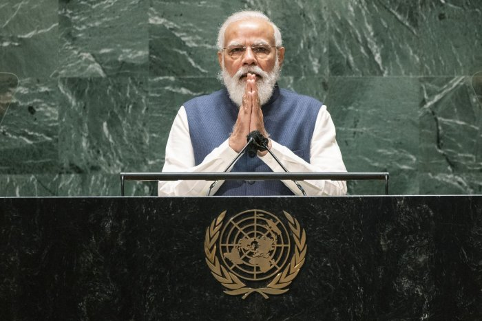 World leaders assemble at United Nations