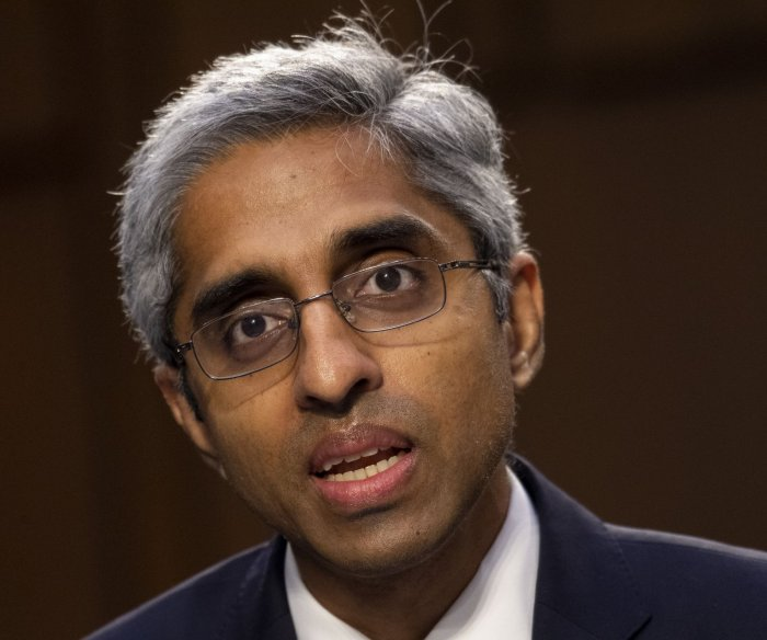 Surgeon General Vivek Murthy gives advice on dating amid pandemic