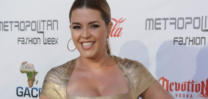 In photos: Alicia Machado
