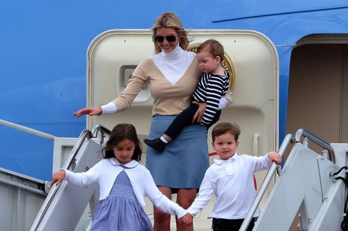 The 'First family': In photos