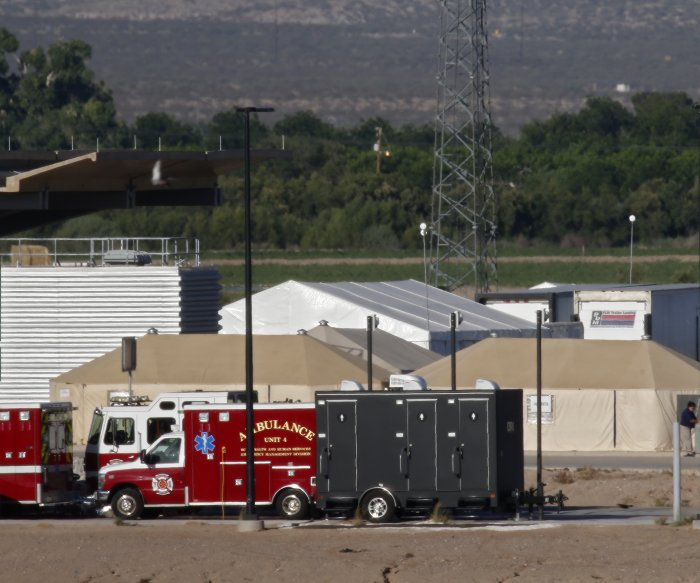 Audit: Migrant kids shelter operator violated health, safety rules