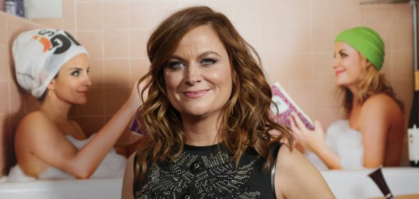 Amy Poehler turns 50: a look back