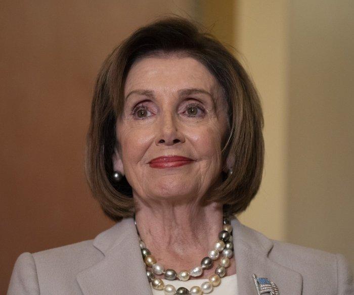 Nancy Pelosi leads delegation on unannounced Afghan trip