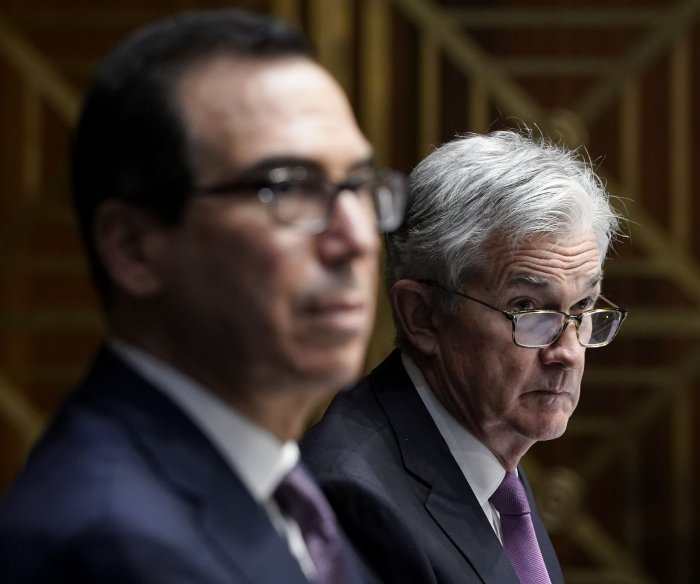 Watch live: Mnuchin and Powell, divided on COVID-19 funds, testify in Senate