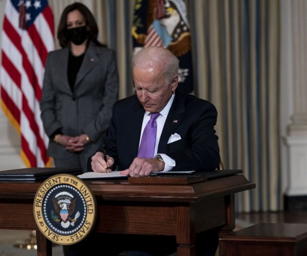 Biden signs orders to promote racial equality and reforms