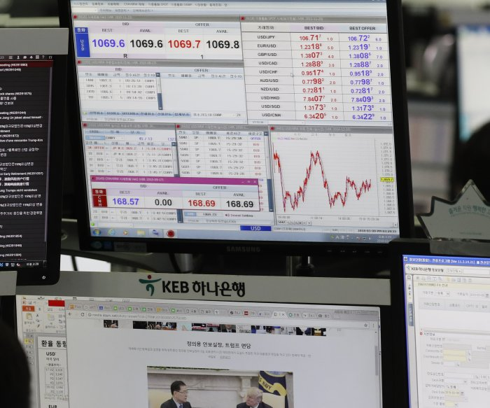 South Korea economy grew in 4th quarter, but sank overall in 2020