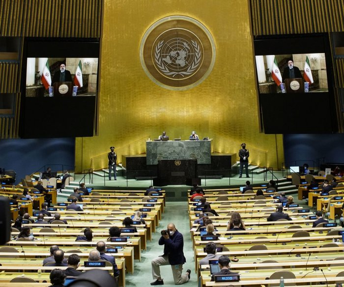 Boris Johnson, Nicolas Maduro headline Day 2 at U.N.