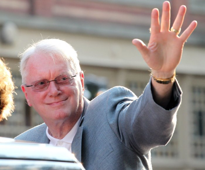 Hall of Fame pitcher, senator Jim Bunning dies