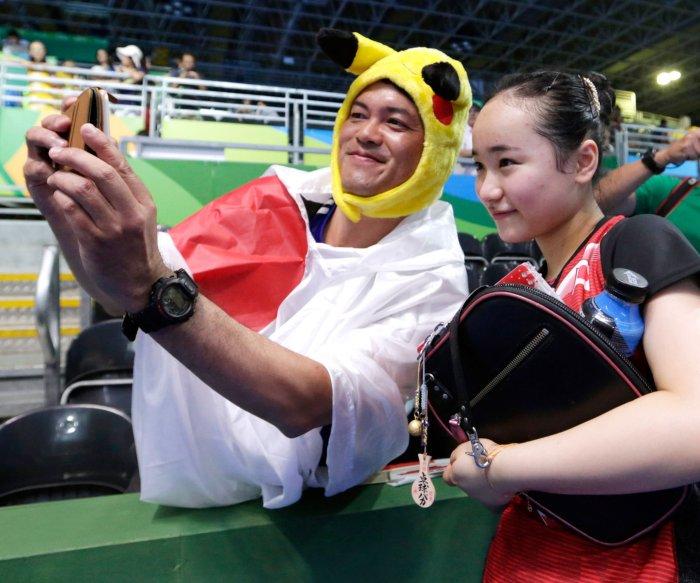 Top Rio Selfies