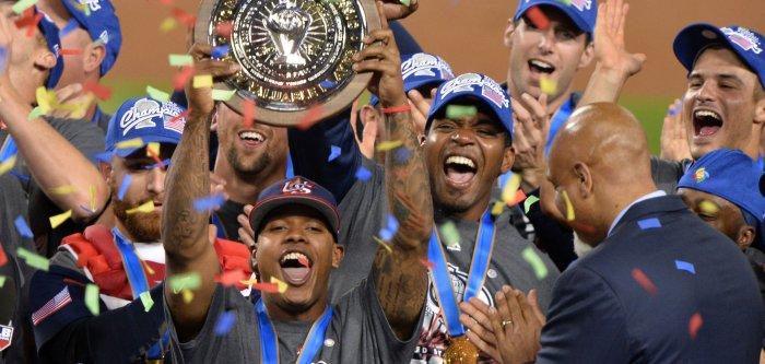 USA wins 2017 World Baseball Classic
