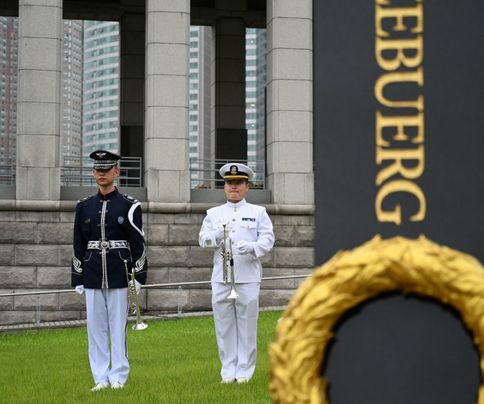 South Korea marks 70th anniversary of start of Korean War