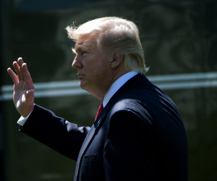 Trump: First 100 days 'just about the most successful' in history