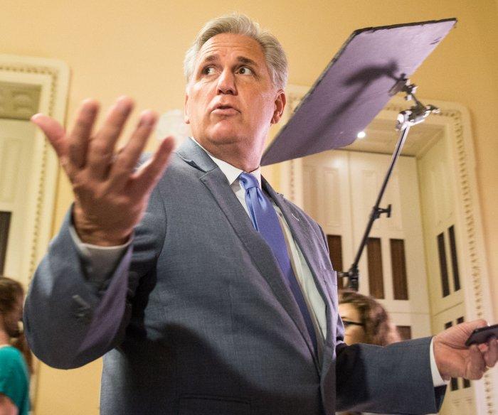 House passes stopgap spending bill, averting shutdown