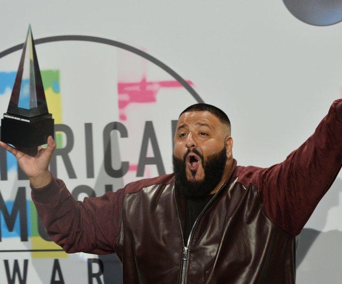 DJ Khaled, Keith Urban win at the AMAs