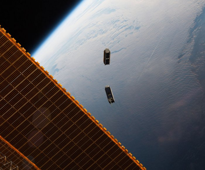 Space companies use Earth-imaging satellites to combat climate change