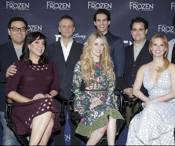 'Frozen the Musical' stars: Show is ideal for Time's Up era