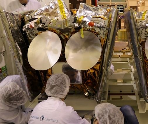 High-tech Space Coast factory resumes full production of satellites