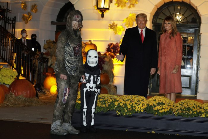 Halloween at the White House