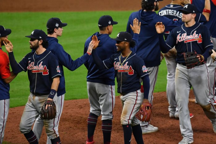 Moments from Game 1 of 2021 World Series