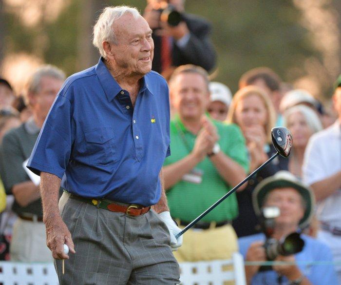 Arnold Palmer: 1929-2016