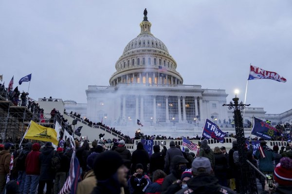 Donald Trump supporters breach Capitol, riot over election results