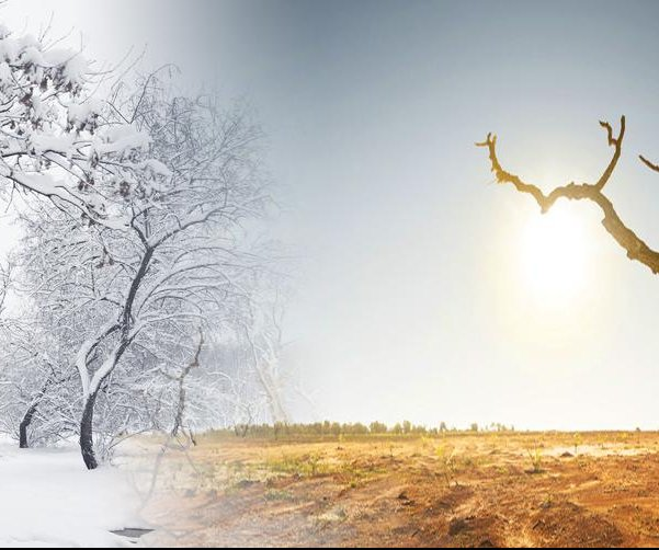 Humans are changing global seasonal climate cycles