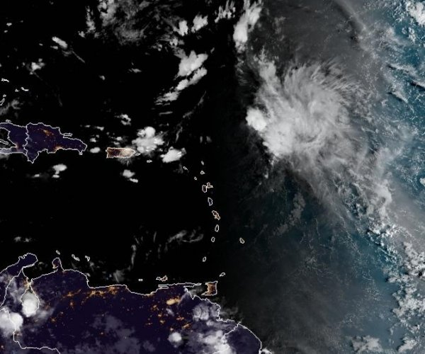 Tropical Storm Peter projected to bring rains, wind to Caribbean