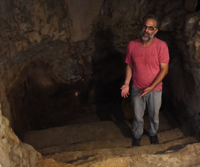 Temple era Mikveh is discovered in Ein Kerem