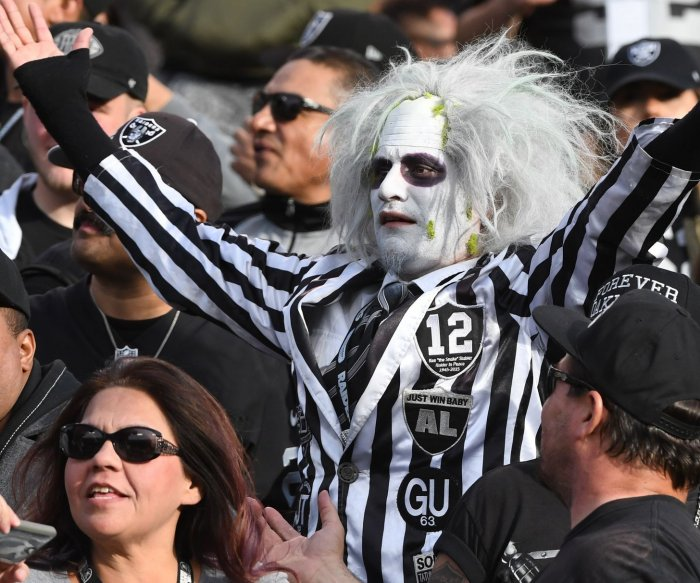 Oakland Raiders get NFL's OK to move to Las Vegas