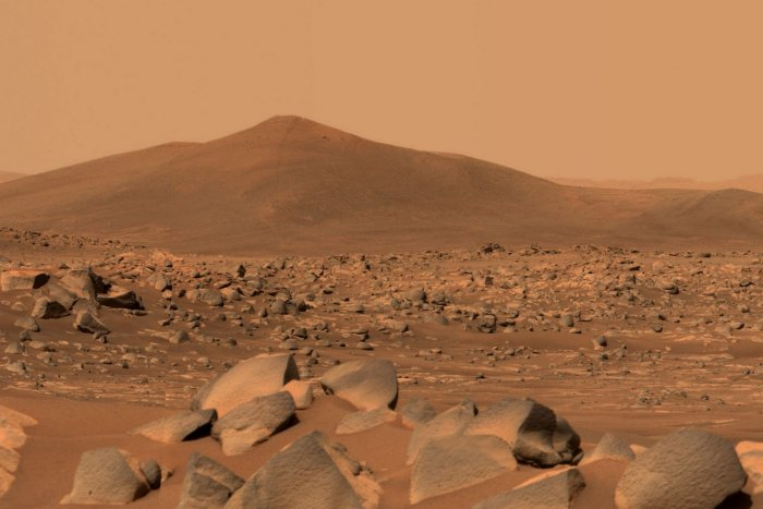 Dispatches from Mars: Perseverance rover sends images
