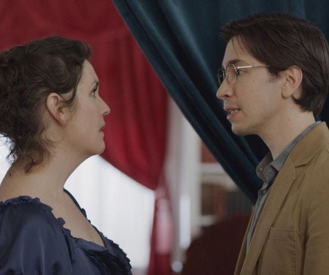 Melanie Lynskey, Justin Long: 'Lady' is like a Bill Murray, Seth Rogen movie