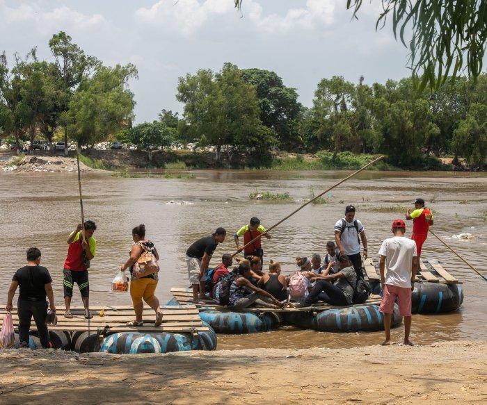 U.N. study: More than 500 migrants dead in Americas so far