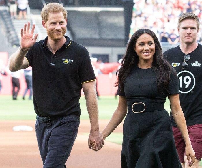 Buckingham Palace: Harry, Meghan won't use royal titles