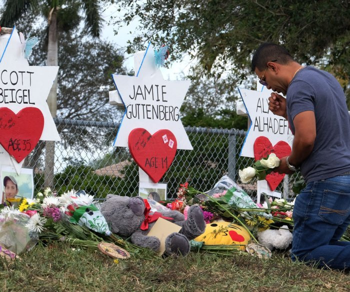 Parkland shooter changes pleas to guilty: 'I have to live with this every day'