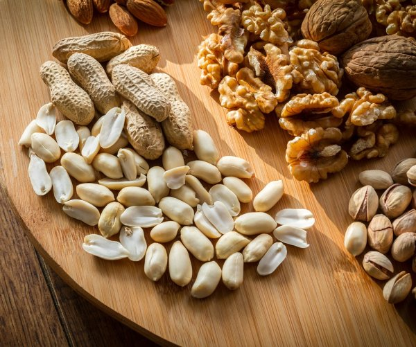 Consuming nuts may boost survival, limit recurrence of breast cancer
