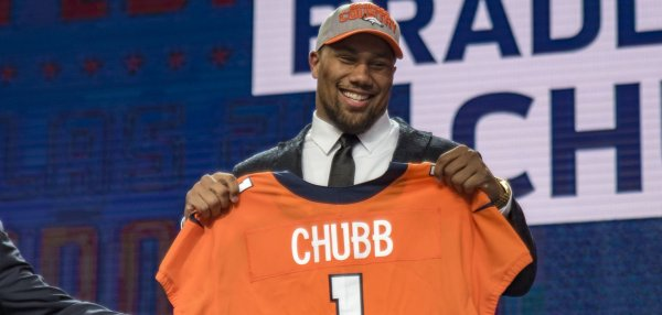 Bradley Chubb, Sam Darnold selected in NFL Draft