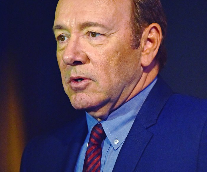Spacey's 'Billionaire Boys Club' earns $126 on opening day